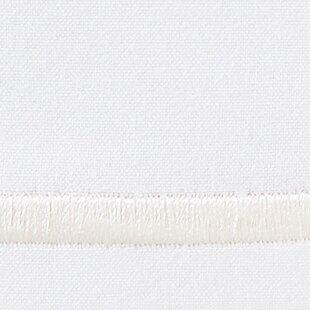 Peacock Alley Tempo 420 Thread 100% Cotton Flat Sheet