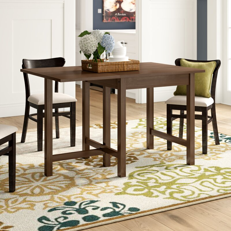Red Barrel Studio Torrance Extendable Dining Table Reviews Wayfair - Torrance dining table