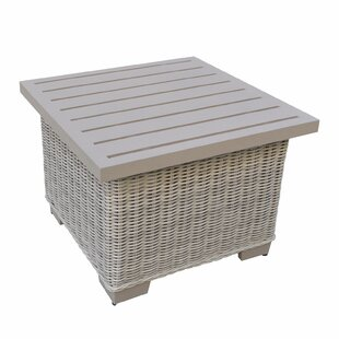 Coast Wicker Side Table