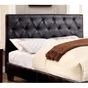 Clio Upholstered Platform Bed