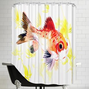 Suren Nersisyan Hawks Nursery Single Shower Curtain
