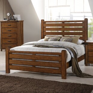 Loon Peak Cergy Panel Bed