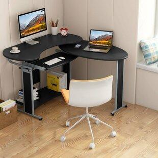 Strasburg Reversible L-Shaped Computer Desk by Ebern Designs