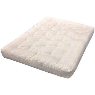 10 Foam And Cotton Loveseat Size Futon Mattress Gold Bond
