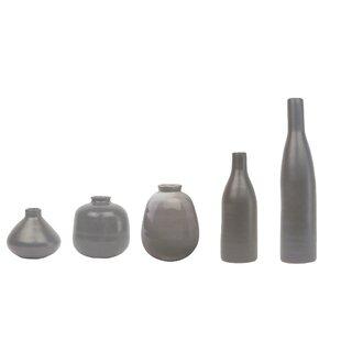 Morandi 5 Piece Table Vase Set