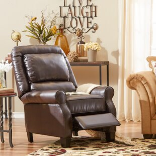 Millwood Reclining Chair Three Posts