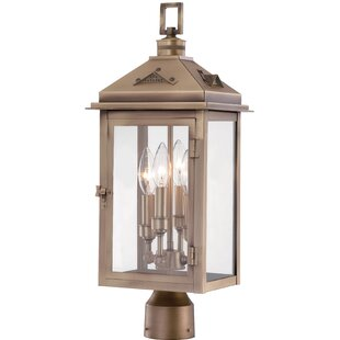 Big Save Merton Outdoor 4-Light Lantern Head By Darby Home Co