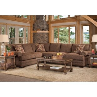 Archdale Sectional Left Hand Facing by Three Posts