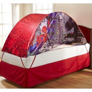 Spiderman Children Bed Tent & Kids Queen Size Bed Tents | Wayfair