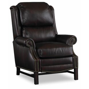 Alta Leather Manual Recliner