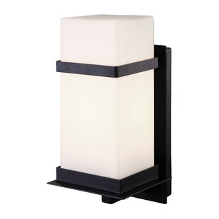 Find Havana 1-Light Outdoor Sconce By Canarm