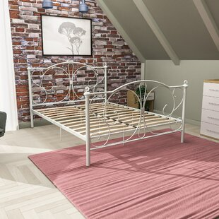 Blount Metal Bed Frame By Marlow Home Co.