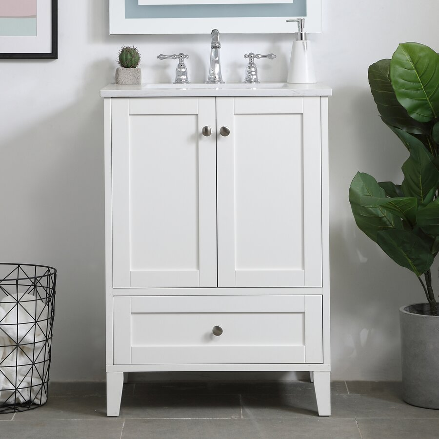 "Araminta 24"" Single Bathroom Vanity"