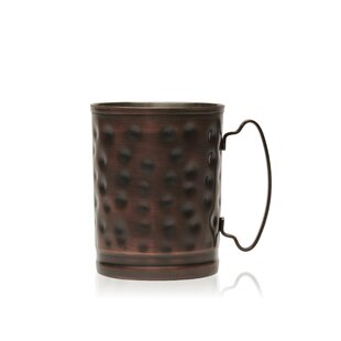 Moscow Mule 14 oz. Copper Mug (Set of 4)