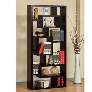Austyn Display with 11 Open Shelves Standard Bookcase by Orren Ellis