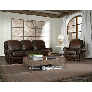Compare Timmie Leather Configurable Living Room Set by Canora Grey Reviews (2019) & Buyer's Guide