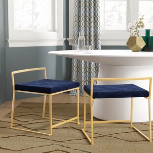 Gary Upholstered Dining Chair (Set of 2)