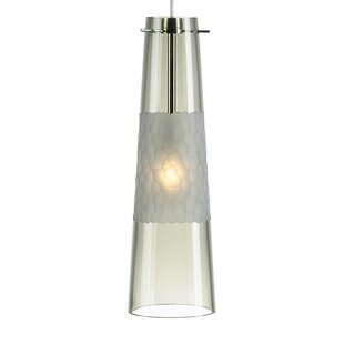 Bonn 1-Light Cone Pendant by Tech Lighting