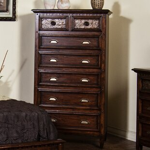 Sunny Designs American Prairie 7 Drawer Chest