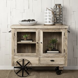 Seale Wadsworth Rolling Kitchen Cart