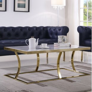 Canales Center Coffee Table by Mercer41