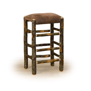 Tonquin Hickory 24 Counter Stool Millwood Pines