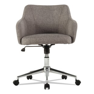 Price comparison Press Mid-Back Task Chair by Wrought Studio Reviews (2019) & Buyer's Guide
