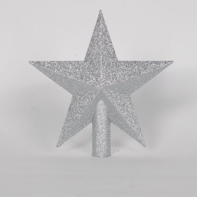 Queens of Christmas Glitter Star Tree Topper (Set of 3)