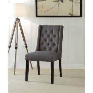 Dejesus Upholstered Dining Chair (Set of 2)
