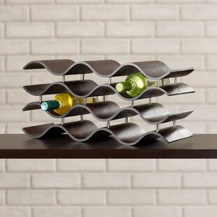 Wittmer 12 Bottle Tabletop Wine Rack by W..