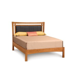 Monterey Upholstered Platform Bed