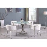 Hudkins Dining Table by Ebern Designs