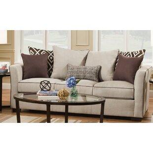Simmons Upholstery Woodbridge Sleeper Sofa