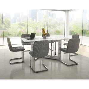 Bruck Contemporary 7 Piece Dining Set Part 92