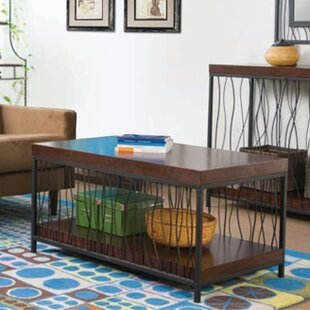 Bargain Wire Design Coffee Table by Wildon Home® Reviews (2019) & Buyer's Guide
