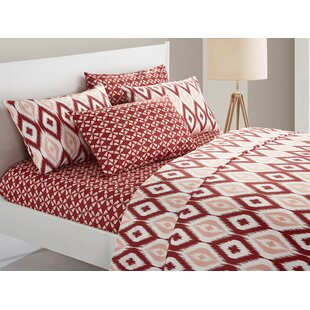 Corlyn 4 Piece Microfiber Sheet Set