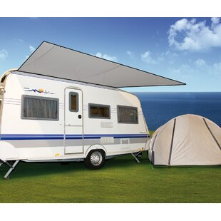 Caravan W 3.5 X D 2.4m Patio Awning By Symple Stuff