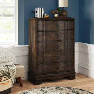 Abbe 5 Drawer Chest