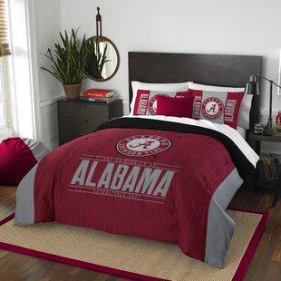 Northwest Co. NCAA 3 Piece Full/Queen Comforter Set