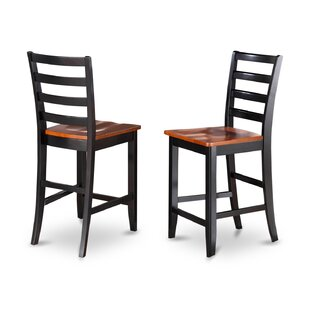 Tamarack 25 Bar Stool (Set of 2) by Red Barrel Studio