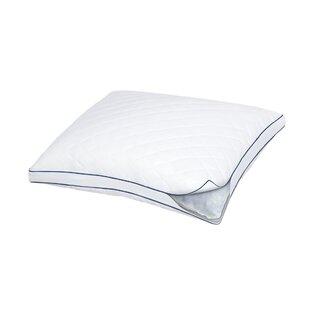 Sleep Innovations Memory Foam and Fiber Standard Pillow
