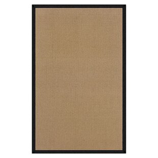 Best Reviews Nannette Hand-Tufted Beige Area Rug By Darby Home Co