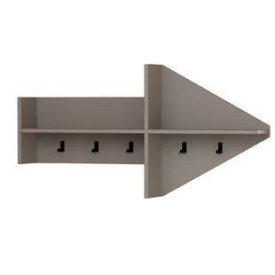 Hallway Wall Mounted Coat Rack By Symple Stuff
