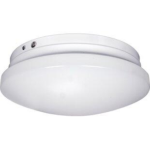 Symple Stuff 1-Light LED Flush Mount