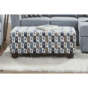 Hinkley Cocktail Ottoman by Winston Porter