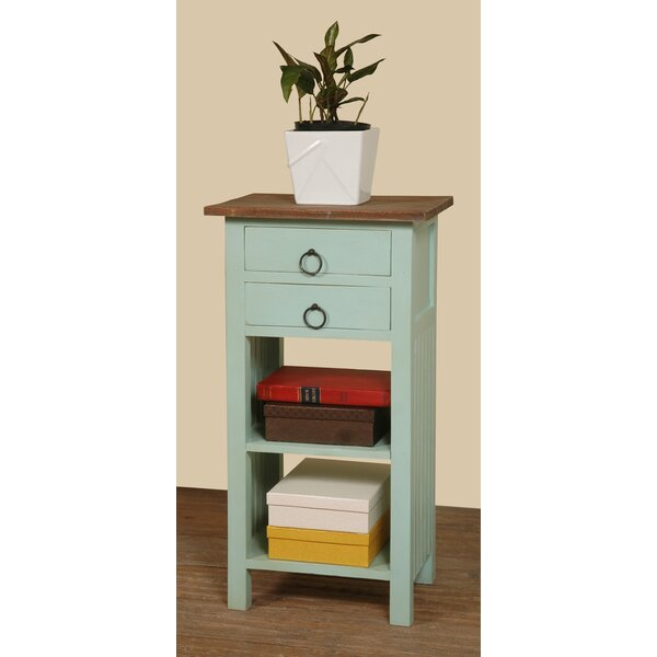 Amazing August Grove Altha Cottage End Table U0026 Reviews | Wayfair