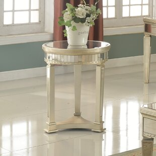 Felicia Round End Table