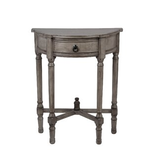 Meagher Demilune Side Table