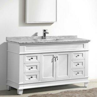 Bryton 59 Single Bathroom Vanity Set