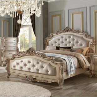 Grajeda Upholstered Panel Bed